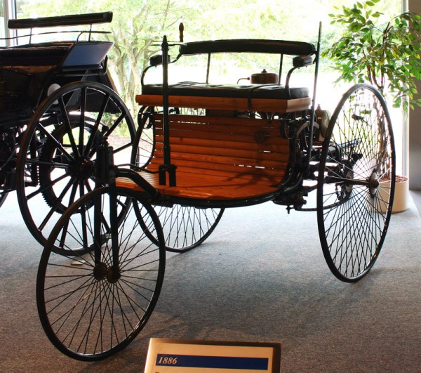 The Benz Patent-Moterwagen