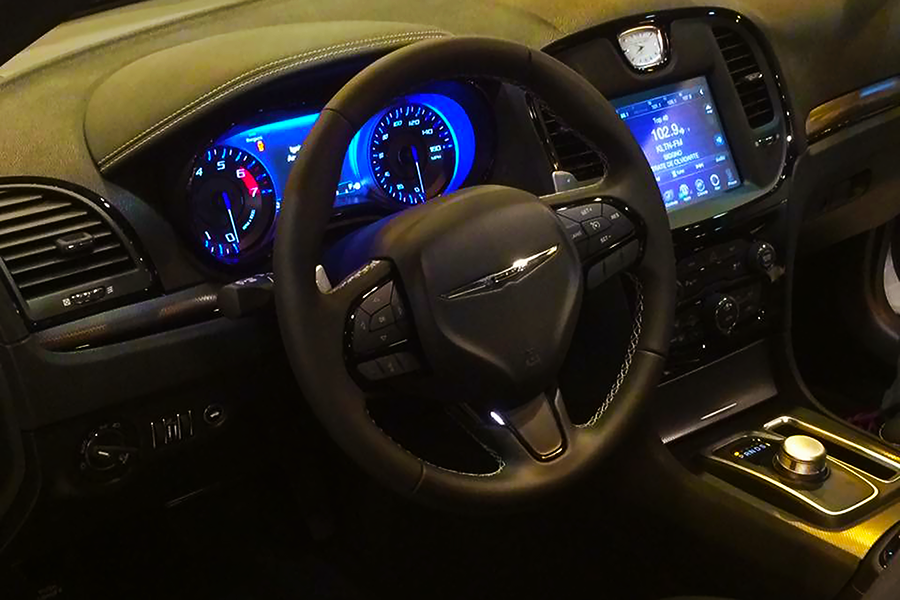 Dodge Charger 2018 Dashboard